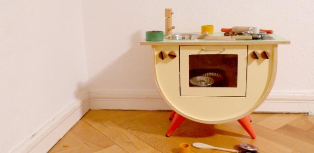Lieblingsspielzeug #1: Kinderküche