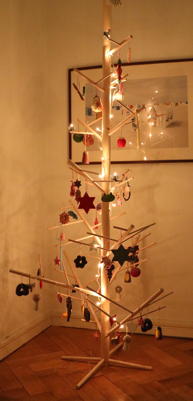 ich bau uns einen weihnachtsbaum von guten eltern. Black Bedroom Furniture Sets. Home Design Ideas