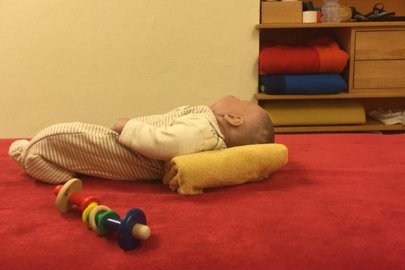 Osteopathie, Therapiebedarf, Babys