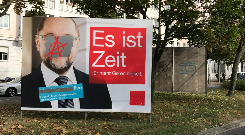 Bundestagswahl, Bundestagswahlen, Anarchie, 2017