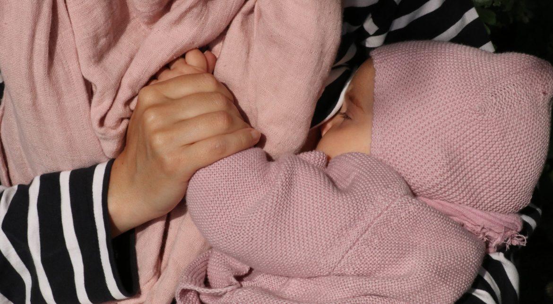 Babyalltag, Stillen, Schlafen