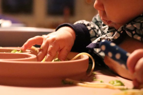 Breikost, Beikost, Baby led weaning