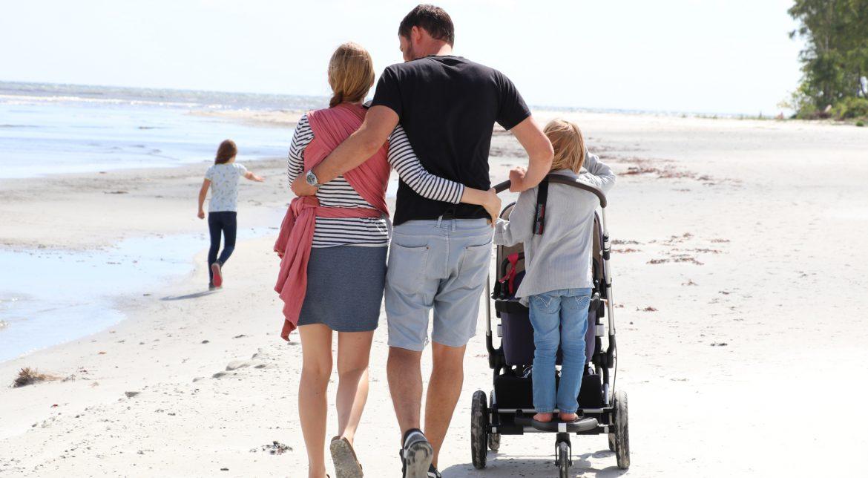 Familie, Ersteltern, Mehrkindfamilie