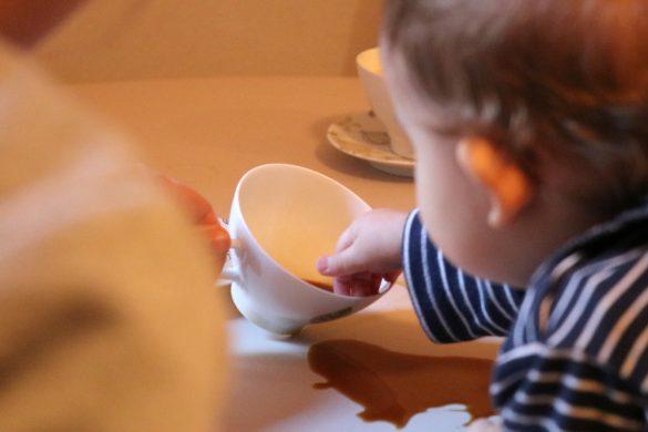 Kaffee, Hochstuhl, Reichweite, Radius, Kids