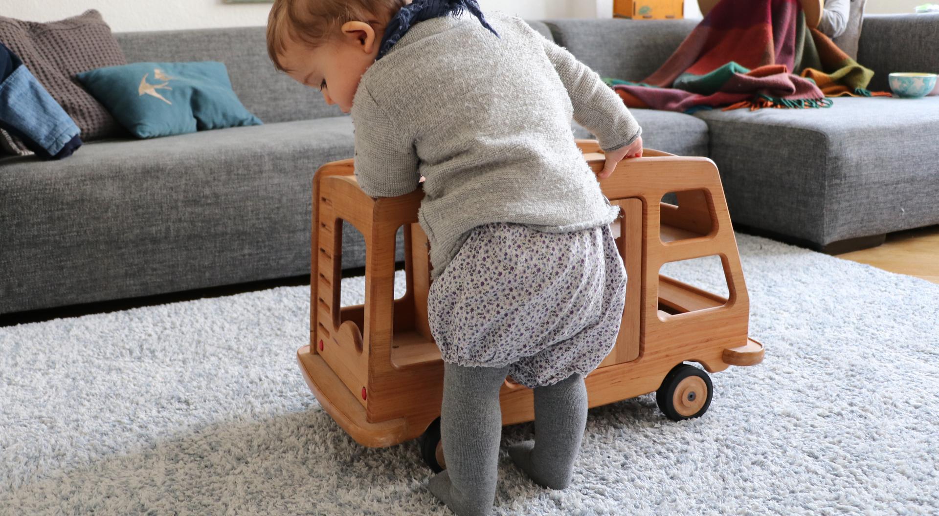buoni in legno massello Giocattoli preferiticamper di genitori OP80nwk