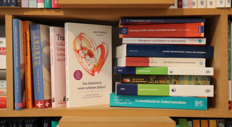 Geburtsbuch, Hebamme, Empfehlung, Hebammenempfehlung
