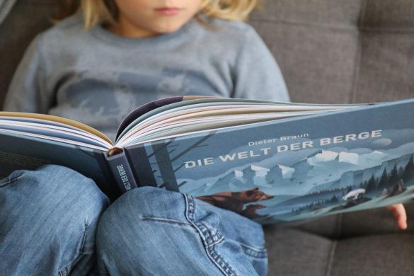 Die Welt der Berge, Dieter Braun