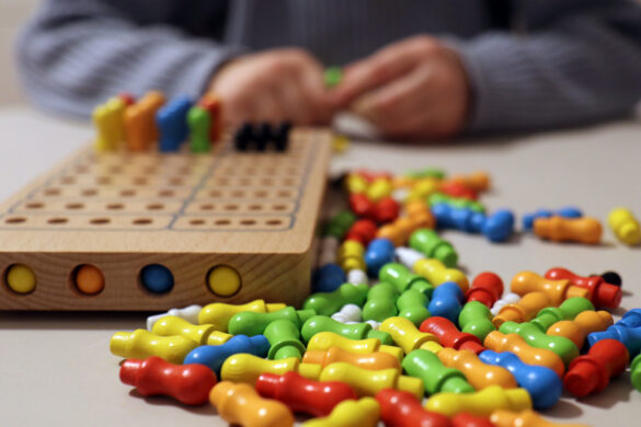 Master Logic, Lieblingsspielzeug, Logik, Mastermind