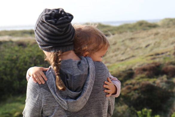 Muttersein, Mutter, Kuscheln